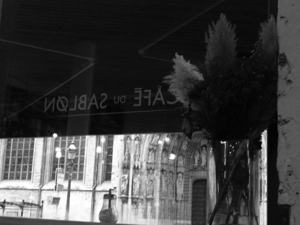 Café du Sablon Brüssel