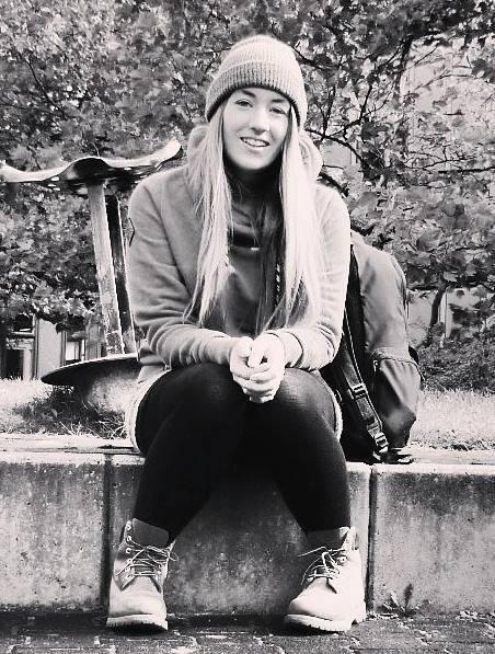 Isabelle Rogge Ist 2012 Nach Berlin Gezogen Um Als Journalistin Zu Arbeiten Einer Zeit Beim Radio Sie Mittlerweile Unter Anderem Teil Der TV Noir