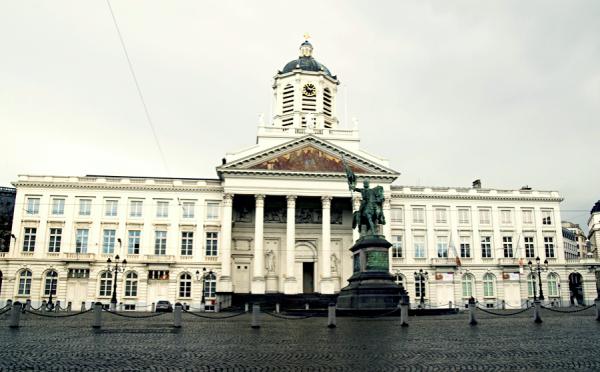 Place Royal Brüssel Mont des Arts Kunstberg