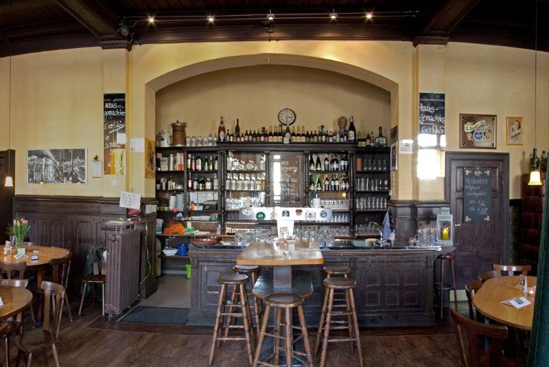 Restaurant Zur kleinen Markthalle