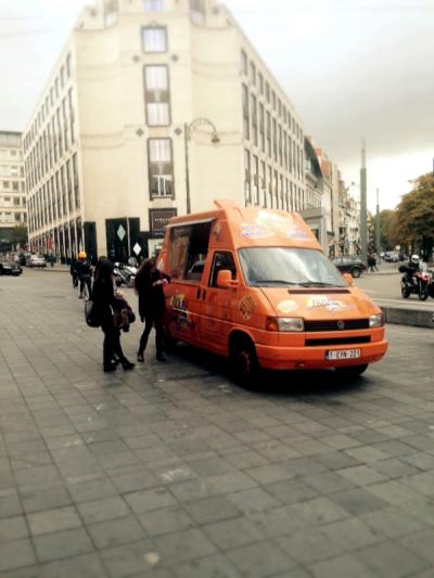 Belgische Waffeln Brüssel
