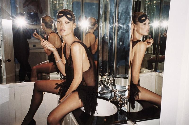Kate Moss Mario Testino Berlin