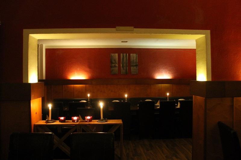 Restaurant Feuer und Flamme Friedrichshain Berlin