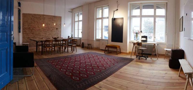 Rudolf11 Workspace Friedrichshain