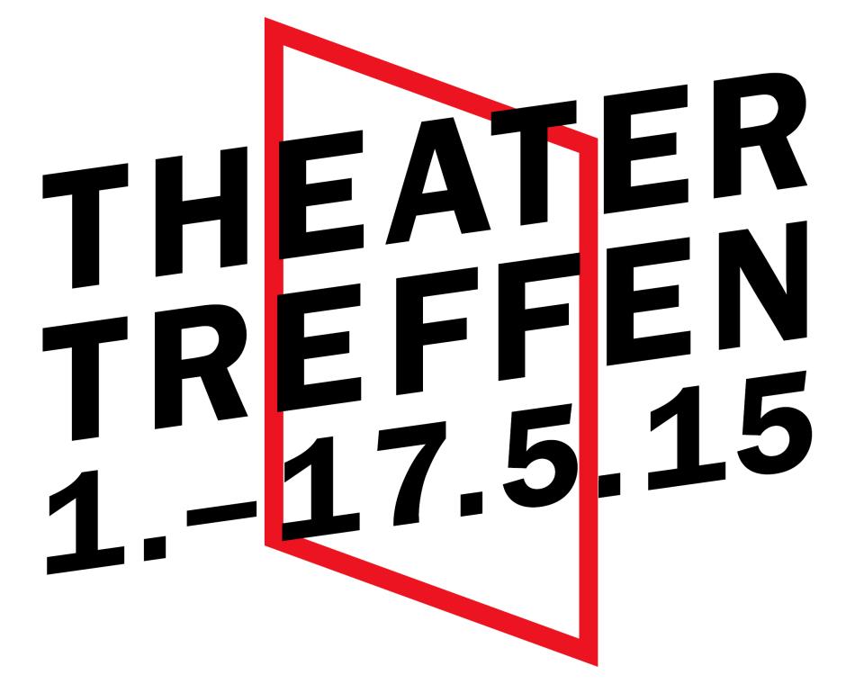 Theatertreffen 2015 Motiv Logo