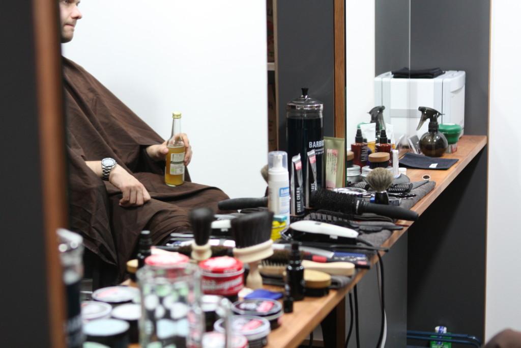 Barbershop Haartari Frisieren