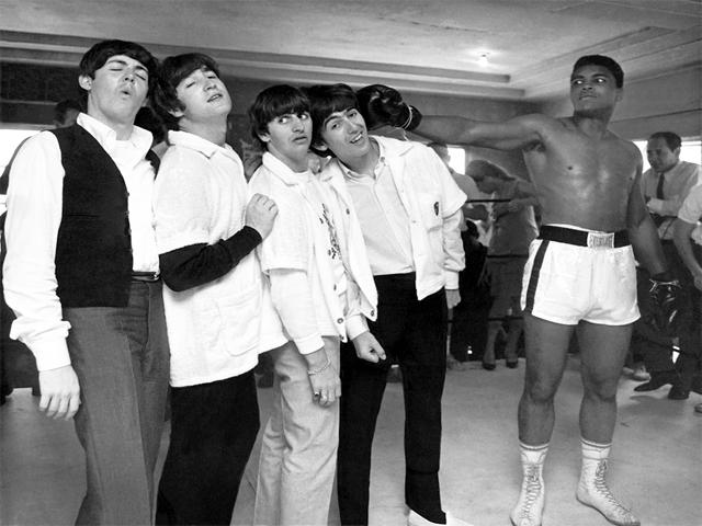 Muhammad Ali Fotografien