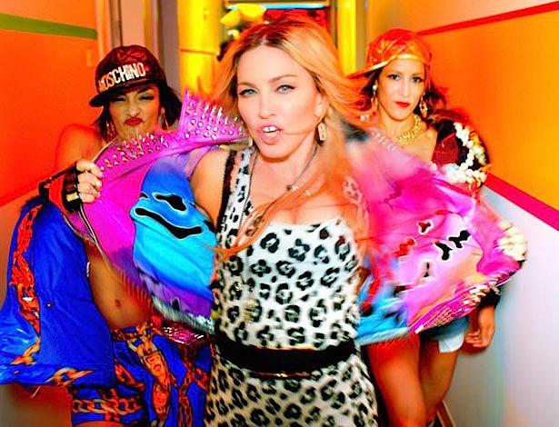 Madonna Bitch I'm Madonna Video