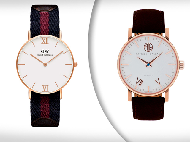 Patrick Gallas Daniel Wellington