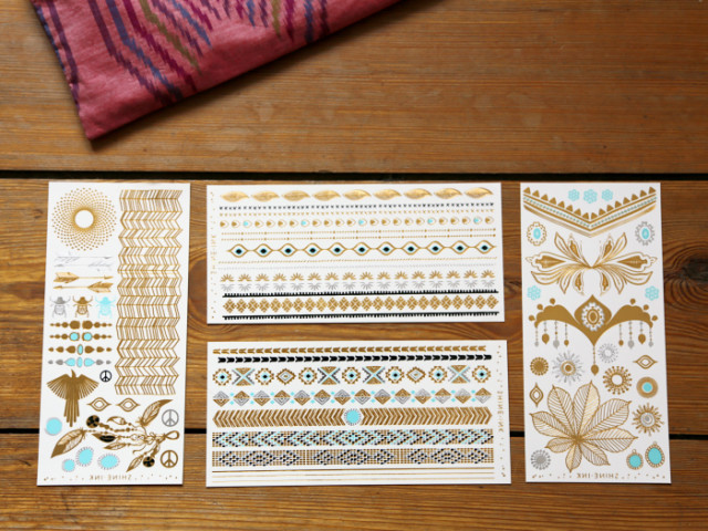 Flash Tattoos Shine Ink Miree Chatz Kapstadt BoHo