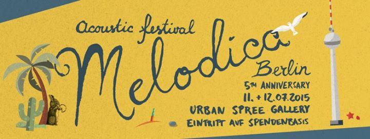 Melodica Festival Berlin