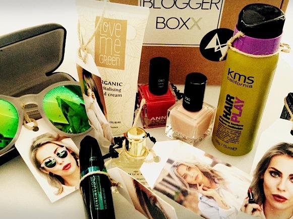 Blogger Boxx Masha Sedgwick