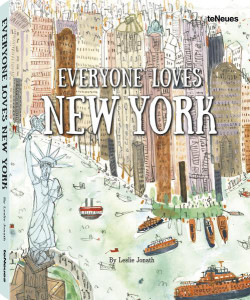 everyone loves new York Cover