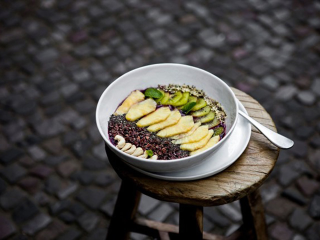 Raw Food Restaurants in Berlin