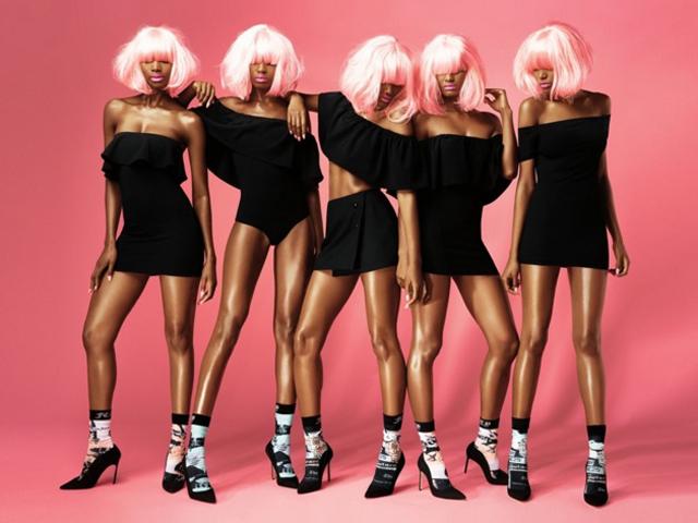 Socken von Rihanna Stance