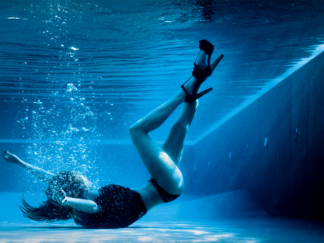 David Drebin Chasing Paradise