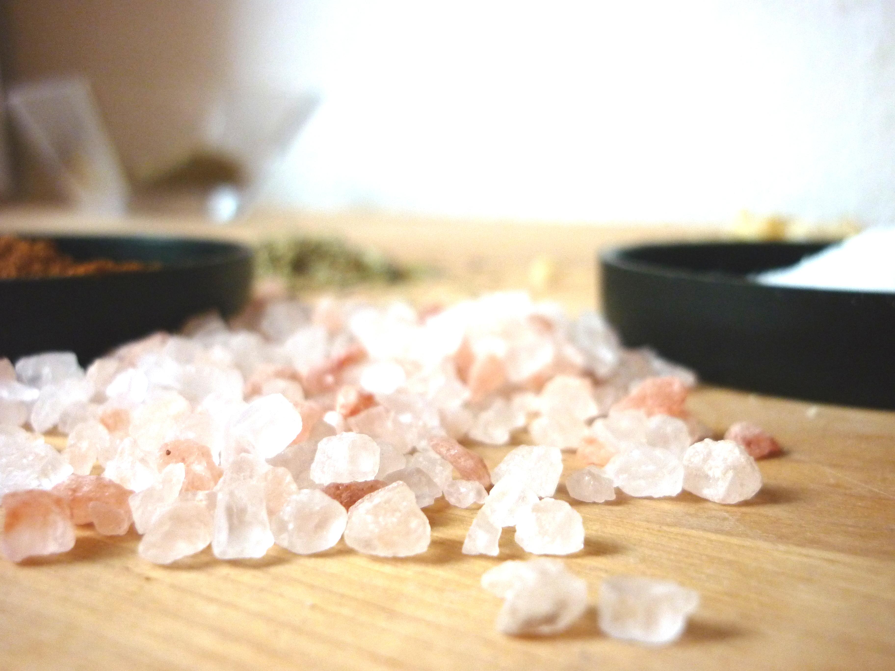 Auswahl 04 Himalaya-Salz