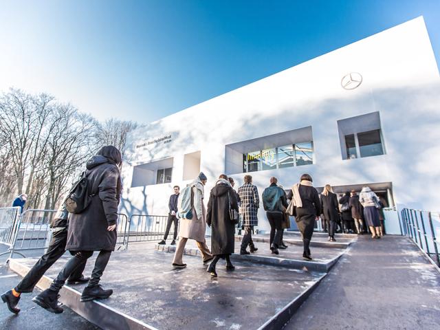 Mercedes-Benz Fashion Week Berlin