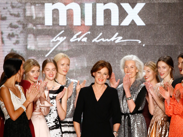 Fashion Week Berlin Minx by eva Lutz