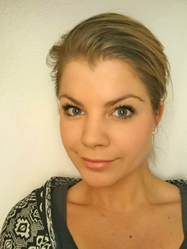 Friederike Hintze bareminerals