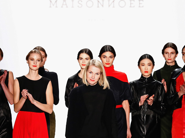 Maisonnoee Fashion Week Berlin