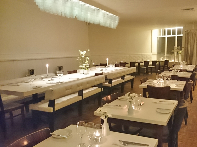 Schneeweiß Restaurant Friedrichshain