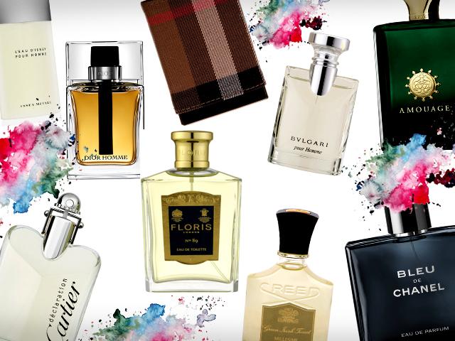 Die besten Parfums für Männer