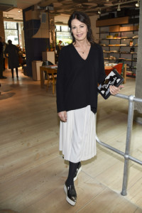Iris Berben 66. BERLINALE - Lili Radu Anika Decker Detox and Champagne, The Store im SOHO House Berlin am 16.02 2016 Foto: BrauerPhotos © J.Reetz