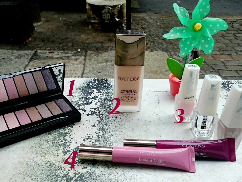 Schönsten Beauty Produkte Frühling 2016