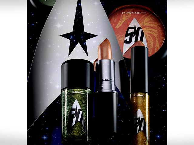 MAC Star Trek Kollekion