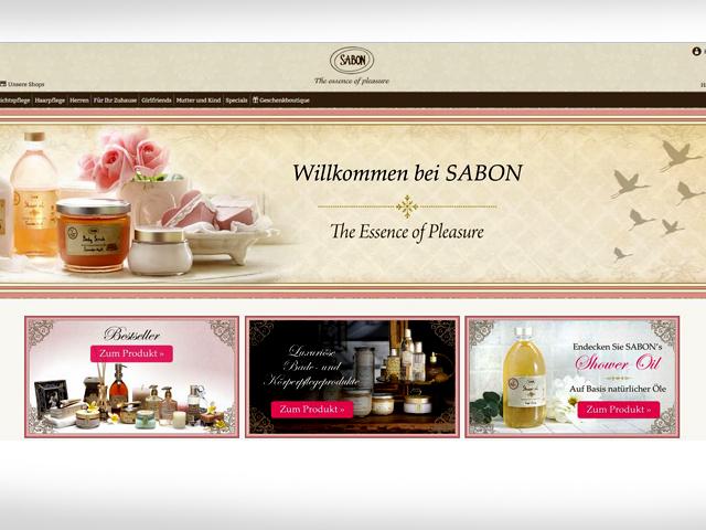Sabon Online Shop