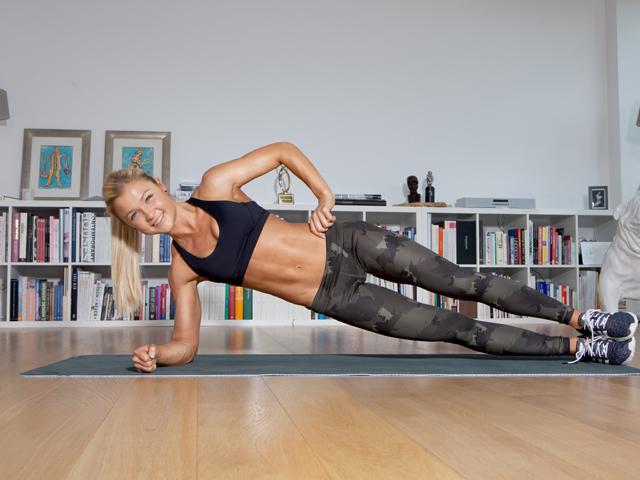 Sophia Thiel Erfahunrg Test Programm Trainin