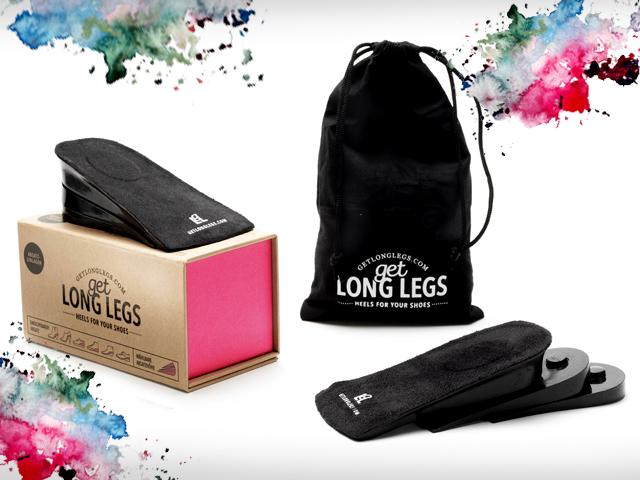 Get Long Legs Einlagesohlen Test