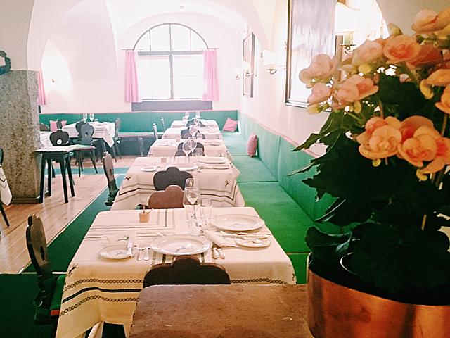 Salzburg Hotel Goldener Hirsch