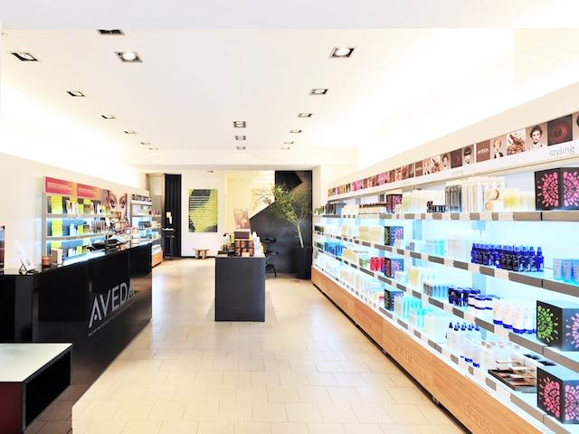 Aveda Lifestyle Salon & Spa Retail 1