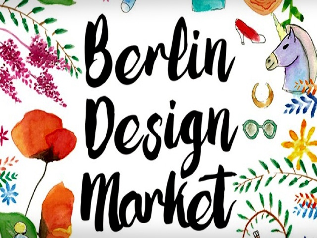 Berlin design Market Summer Edition Birgit & Bier