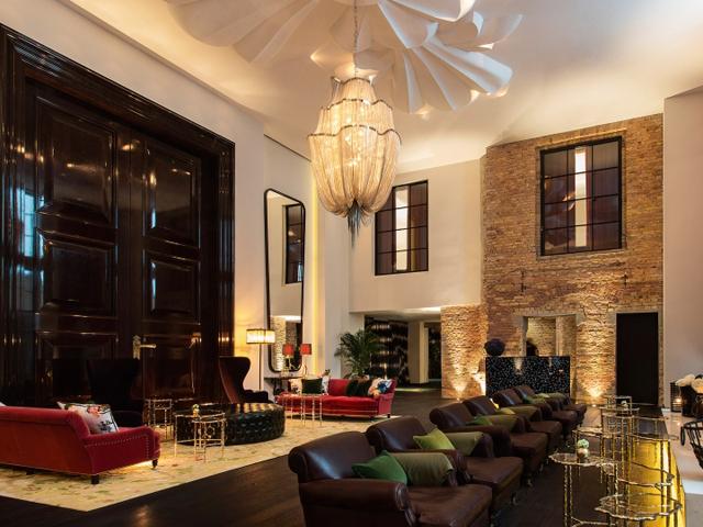 Besten Designhotels in Berlin