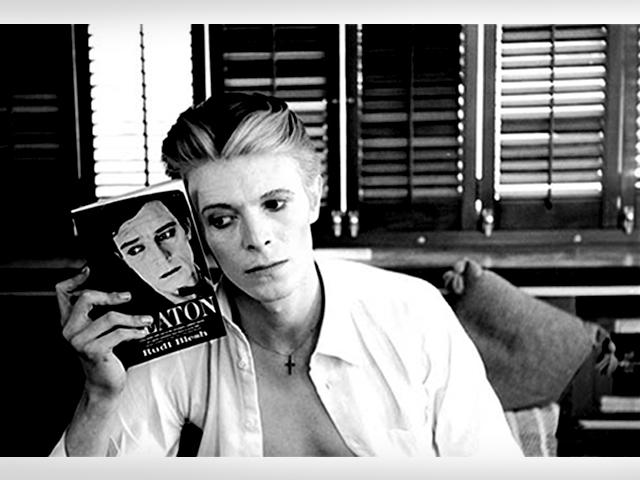 David Bowie Tag Camera Work Berlin