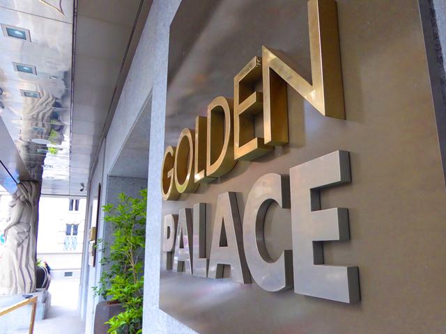 Hotel Golden Palace Turin