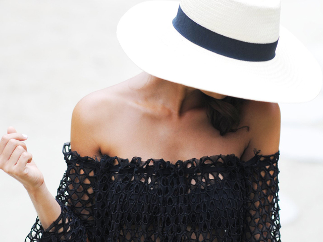 Off-Shoulder-Look-Sommertrend