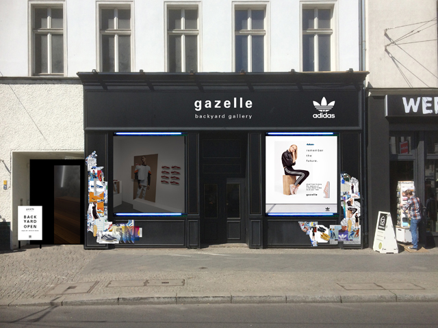 Adidas Gazelle Backyard Gallery