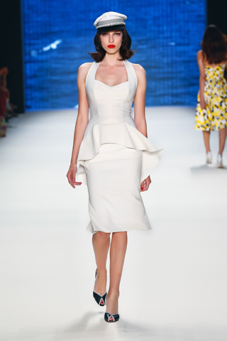 Fashion Week Berlin Lena Hoschek