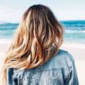 Haarpflege Strandurlaub