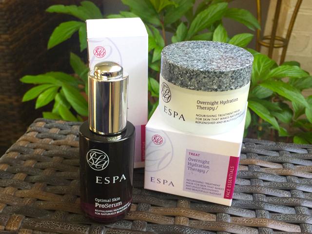 ESPA Test Erfahrung Produkte