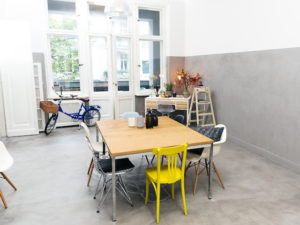 99chairs_Küche