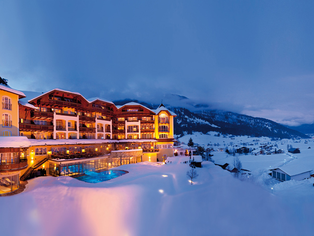 Ski und Spa Hotel Post Leermos