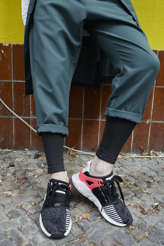 adidas eqt equipment frühjahr Sommer Jürgen Teller