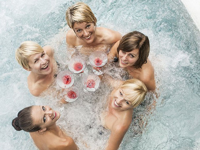 Hotels fuer den Junggesellinnenabschied