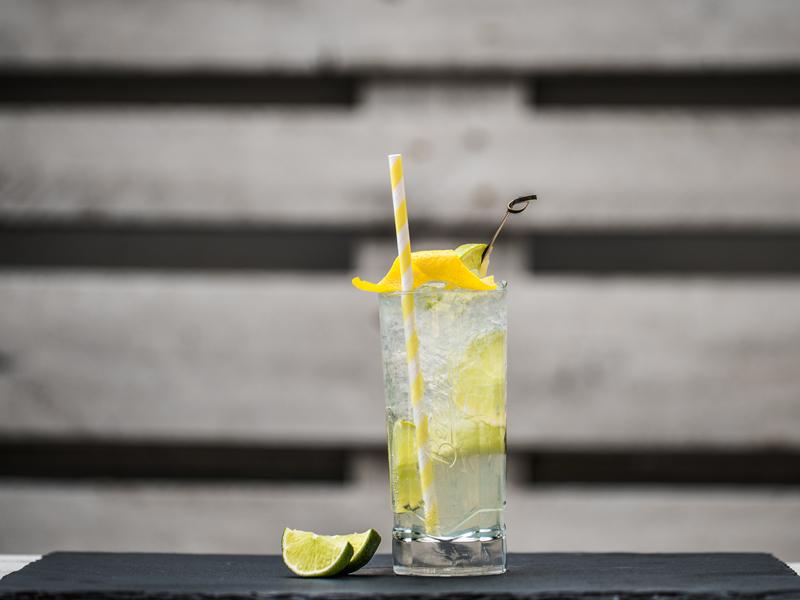 Summer-Drinks 2017 Lemon Twister Berentzen