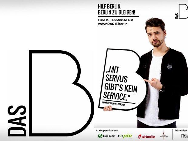 Das B Kampagne BKentnisse